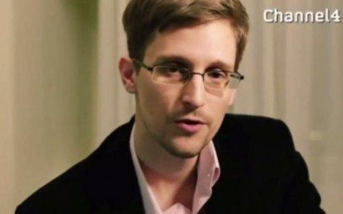 """Edward Snowden spricht im britischen Fernsehen: """"Das Privatleben hilft uns zu bestimmen, wer wir sind und wer wir sein wollen."""" (Screenshot YouTube, derzeit vom Netz)"""