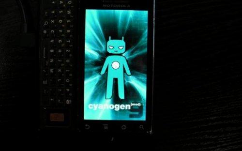 Cyanogen tanzt das erste mal!